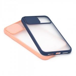 گارد گوشی پشت مات کشویی محافظ لنز مدل K-MLNZ برای گوشی موبایل اپل iPhone X /XS
