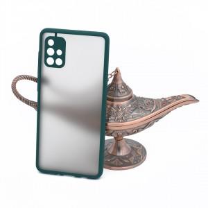 قاب گوشی پشت مات Galaxy A71 4G