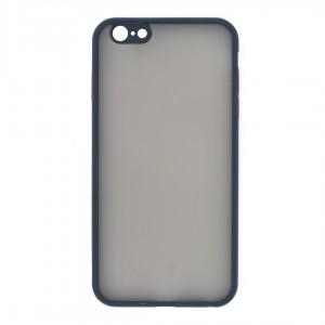 قاب گوشی پشت مات محافظ لنز دار مدل M-LNZ برای گوشی موبایل اپل iPhone 6 / 6s Plus