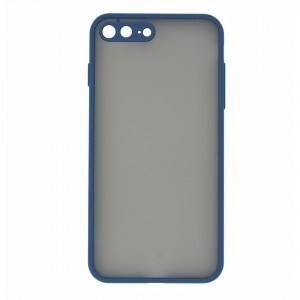 قاب گوشی پشت مات محافظ لنز دار مدل M-LNZ برای گوشی موبایل اپل iPhone 7/8 Plus