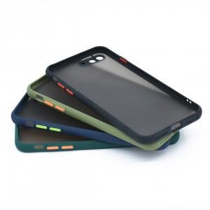 قیمت قاب گوشی پشت مات محافظ لنز دار مدل M-LNZ برای گوشی موبایل اپل iPhone 7/8 Plus