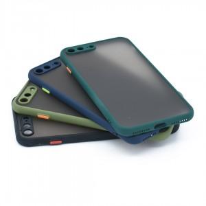 خرید قاب گوشی پشت مات محافظ لنز دار مدل M-LNZ برای گوشی موبایل اپل iPhone 7/8 Plus
