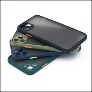 قاب گوشی پشت مات  iPhone 11 Pro Max