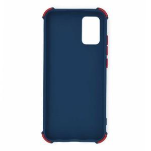 قاب گوشی ضربه گیر سیلیکونی SDR دکمه رنگی برای موبایل سامسونگ Galaxy A02s