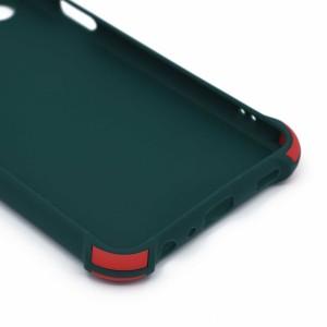 قاب گوشی ضربه گیر سیلیکونی SDR دکمه رنگی برای موبایل سامسونگ Galaxy A32 5G