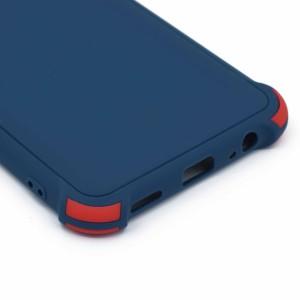 قاب گوشی ضربه گیر سیلیکونی SDR دکمه رنگی برای موبایل شیائومی Redmi Note 9T 5G