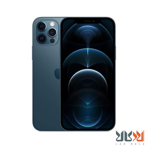 گوشی موبایل اپل آیفون 12 پرو مکس ظرفیت 256 گیگابایت