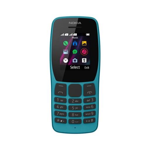 گوشی موبایل نوکیا 110 با ظرفیت 16 مگابایت دو سیم کارت