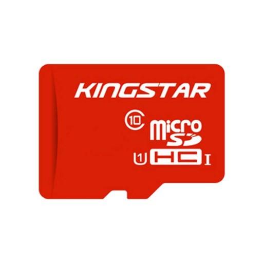 کارت حافظه کینگ استار MicroSD 85MB/s U1 کلاس 10 بدون آداپتور ظرفیت 64 گیگابایت