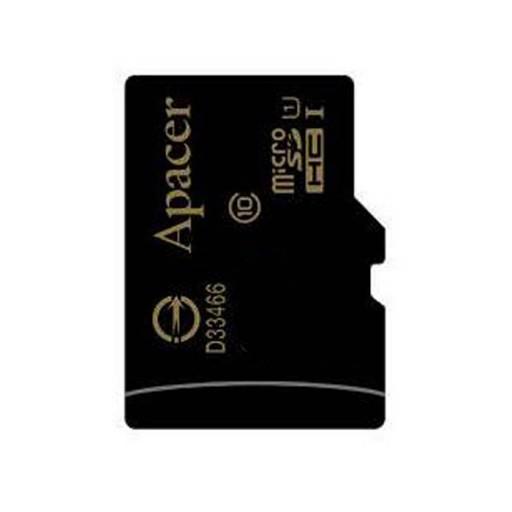 کارت حافظه اپیسر MicroSD 45MB/s U1 کلاس 10 بدون آداپتور ظرفیت 256 گیگابایت