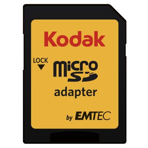 کارت حافظه کداک مدل Micro SDHC UHS-1U3 کلاس 10 ظرفیت 256 گیگابایت