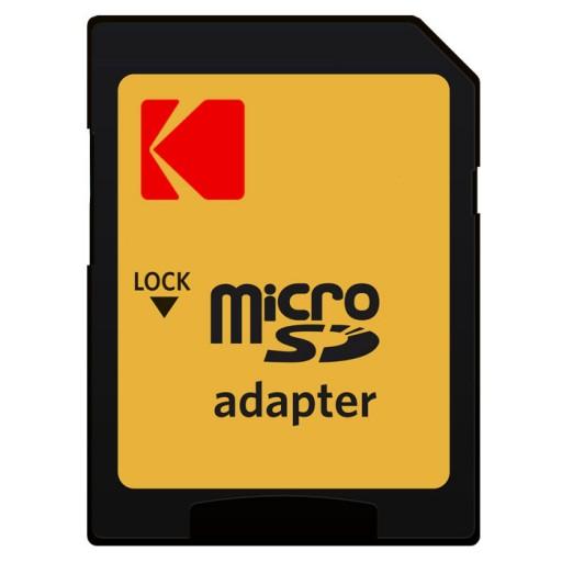 کارت حافظه کداک مدل Micro SDHC 45MB/s کلاس 10 ظرفیت 32 گیگابایت