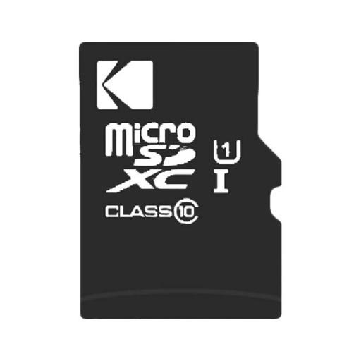کارت حافظه کداک Micro SDXC Premium 85MB/s کلاس 10 ظرفیت 16 گیگابایت