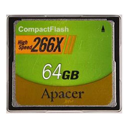 کارت حافظه اپیسر مدل CF 266X سرعت 40 مگابایت برثانیه ظرفیت 64 گیگابایت
