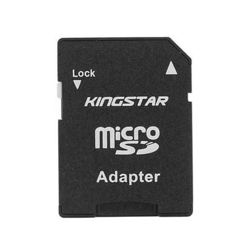 کارت حافظه کینگ استار مدل Micro SD کلاس 10 ظرفیت 16 گیگابایت