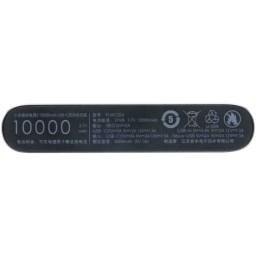 پاور بانک شیائومی Mi V3 ظرفیت 10000 میلی آمپر ساعت