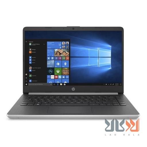 لپ تاپ اچ پی Notebook 14-dq1039wm | مشخصات: Ci5 (1035G1) 8GB 256GB SSD Intel