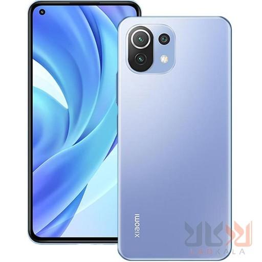 گوشی موبایل شیائومی Mi 11 Lite ظرفیت 64 گیگابایت و رم 6 گیگابایت صفحه نمایش 6.55 اینچ دوربین 64 مگاپیکسل 18 ماه گارانتی ریجستر شده