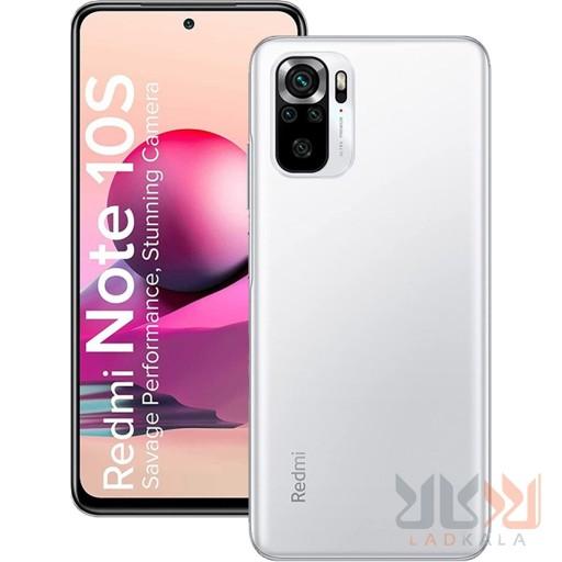 گوشی موبایل شیائومی Redmi Note 10S ظرفیت 128 گیگابایت و رم 6 گیگابایت صفحه نمایش 6.43 اینچ دوربین 64 مگاپیکسل 18 ماه گارانتی ریجستر شده