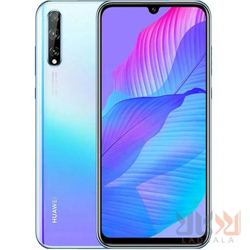 گوشی موبایل هواوی Y8p ظرفیت 128 گیگابایت و رم 6 گیگابایت صفحه نمایش 6.3 اینچ دوربین 48 مگاپیکسل 18 ماه گارانتی ریجستر شده