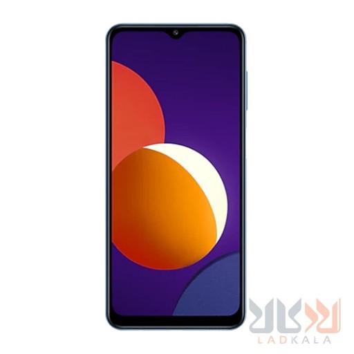 گوشی موبایل سامسونگ گلکسی M12 ظرفیت 128 گیگابایت و رم 4 گیگابایت صفحه نمایش 6.5 اینچ دوربین 48  مگاپیکسل 18 ماه گارانتی ریجستر شده