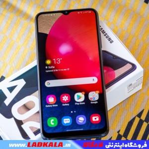 گوشی موبایل سامسونگ گلکسی A02s ظرفیت 32 گیگابایت و رم 3 گیگابایت