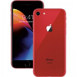 گوشی موبایل اپل مدل آیفون 8 رنگ قرمز ظرفیت 256 گیگابایت