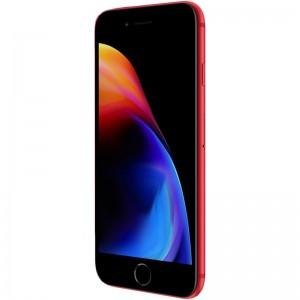 گوشی موبایل اپل مدل آیفون 8 پلاس رنگ قرمز ظرفیت 64 گیگابایت