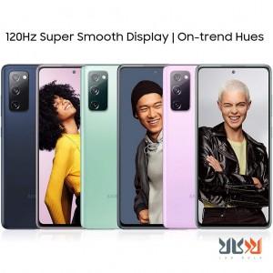 گوشی موبایل سامسونگ Galaxy S20 FE ظرفیت 128 گیگابایت و رم 6 گیگابایت