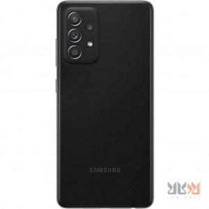 گوشی موبایل سامسونگ گلکسی A52 5G ظرفیت 128 گیگابایت و رم 8 گیگابایت