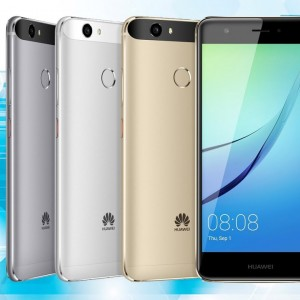 گوشی موبایل هوآوی Nova 4G ظرفیت 32 گیگابایت و رم 3 گیگابایت