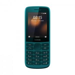 گوشی موبایل نوکیا 215 4G با ظرفیت 128 مگابایت و رم 64 مگابایت