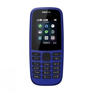 گوشی موبایل نوکیا 105 (2019) با ظرفیت 4 مگابایت و رم 4 مگابایت