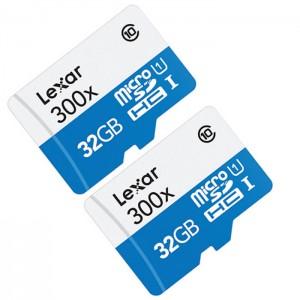 کارت حافظه لکسار مدل SDHC کلاس10 بدون آداپتور - ظرفیت 32 گیگابایت