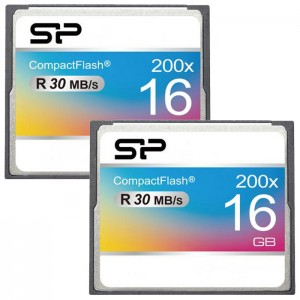 کارت حافظه سیلیکون پاور مدل CF 200X سرعت 30 مگابایت بر ثانیه ظرفیت 16 گیگابایت