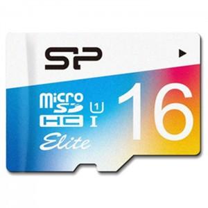 کارت حافظه سیلیکون پاور مدل Color Elite microSDHC UHS-1 کلاس 10 - ظرفیت 16 گیگابایت