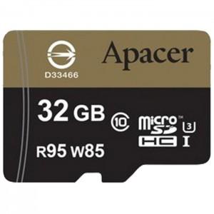 کارت حافظه اپیسر مدل SDHC UHS-I U3 کلاس 10 ظرفیت 32 گیگابایت