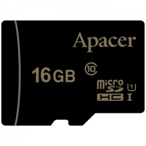 کارت حافظه اپیسر SDHC UHS-1U1 85MB/s کلاس 10 ظرفیت 16 گیگابایت