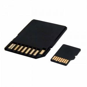 کارت حافظه کینگستون مدل SDHC NAND کلاس4 همراه با آداپتور- ظرفیت 4 گیگابایت
