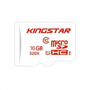 کارت حافظه کینگ استار مدل SDHC UHS-1U1 45MB/s کلاس 10 ظرفیت 16 گیگابایت