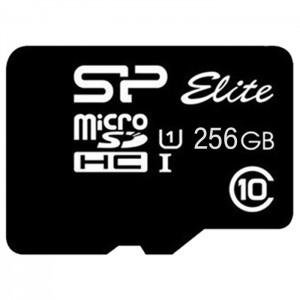 کارت حافظه سیلیکون پاور مدل Elite microSDHC UHS-1 کلاس 10 - ظرفیت 256 گیگابایت