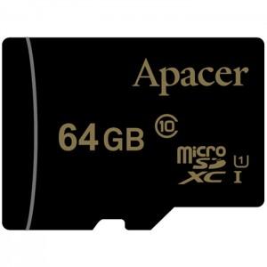 کارت حافظه اپیسر مدل SDHC UHS-1U1 85MB/s کلاس 10 ظرفیت 64 گیگابایت