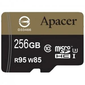 کارت حافظه اپیسر مدل SDHC UHS-I U3 کلاس 10 ظرفیت 256 گیگابایت