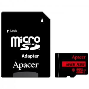 کارت حافظه اپیسر مدل Micro SDHC UHS-I U1 کلاس 10 ظرفیت 16 گیگابایت
