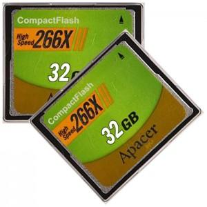 کارت حافظه اپیسر مدل CF 266X سرعت 40 مگابایت برثانیه ظرفیت 32 گیگابایت
