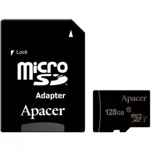 کارت حافظه اپیسر مدل SDHC UHS-1U1 85MB/s کلاس 10 ظرفیت 128 گیگابایت