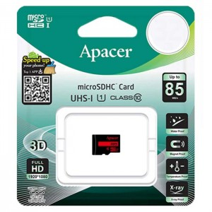 کارت حافظه اپیسر MicroSD 85MB/s U1 کلاس 10 بدون آداپتور ظرفیت 32 گیگابایت
