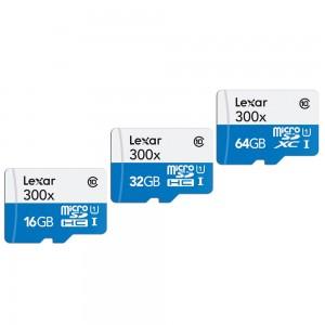 کارت حافظه لکسار مدل SDHC کلاس10 بدون آداپتور - ظرفیت 64 گیگابایت