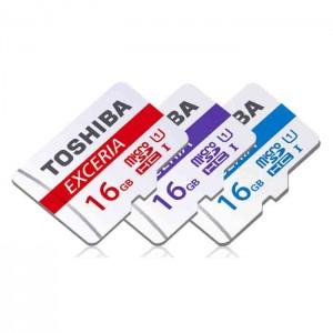 کارت حافظه توشیبا مدل EXCERIA M301 UHS-1 کلاس10 - ظرفیت 16 گیگابایت