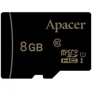 کارت حافظه اپیسر SDHC UHS-1U1 85MB/s کلاس 10 ظرفیت 8 گیگابایت
